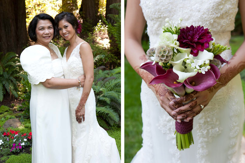 A Rustic Indian-Filipino Fusion Wedding at Nestldown - New Work ...