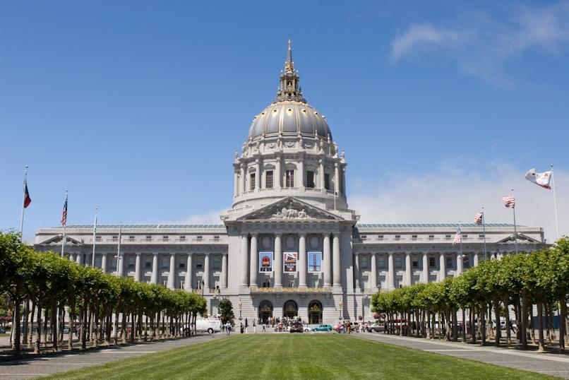 San Francisco City Hall Wedding Photography Ordie Amp Maria